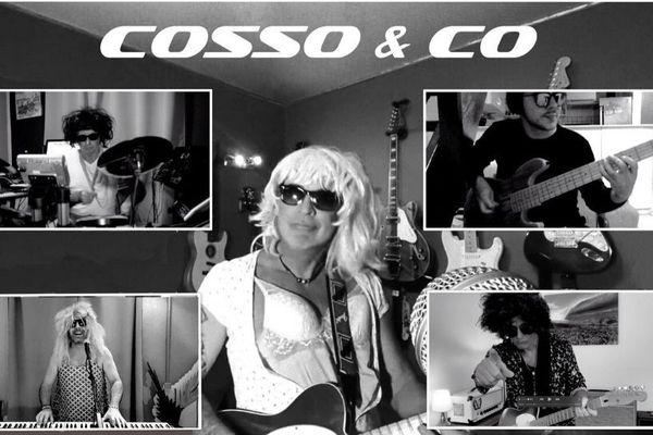 """Pierre Cosso & Co : découvrez le clip confiné de """"Blonde et brune de Java"""""""