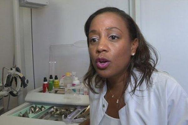 Suzy Duflo Pdte de la Commission médicale du CHU