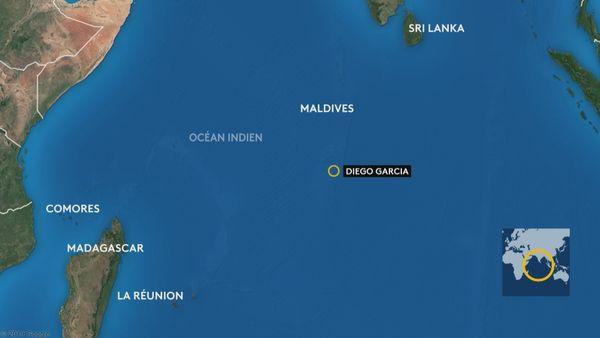 Suite affaire sous-marins, Diego Garcia