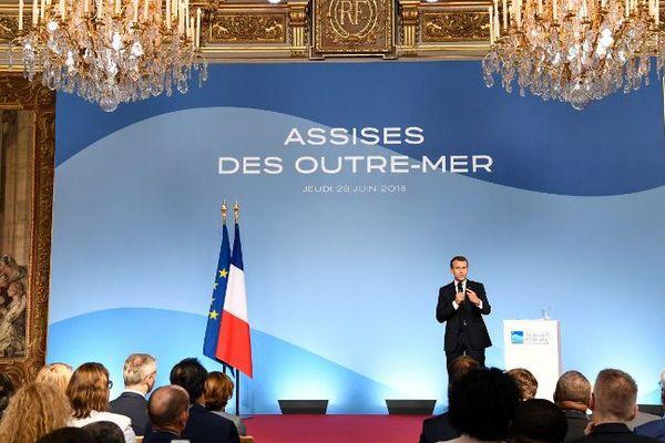Macron Elysée
