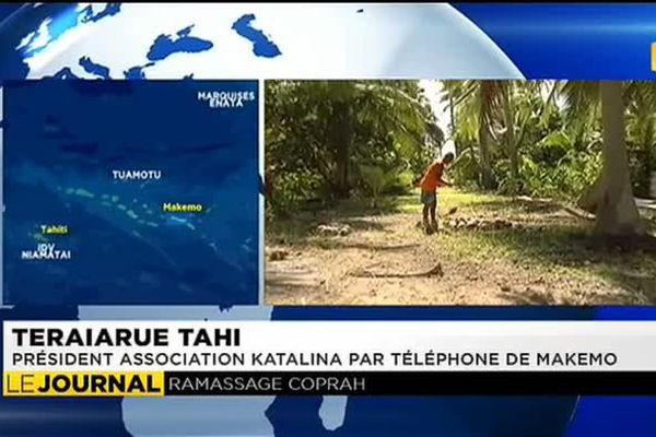 Grève à l'huilerie de Tahiti : les livraisons de coprah suspendues
