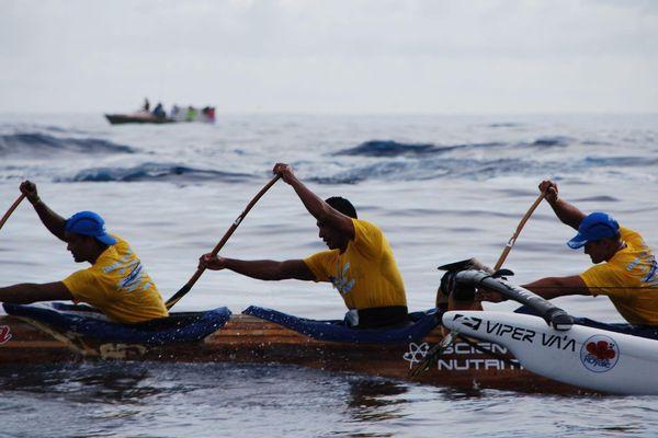 Marathon Polynésie 1ère 2015