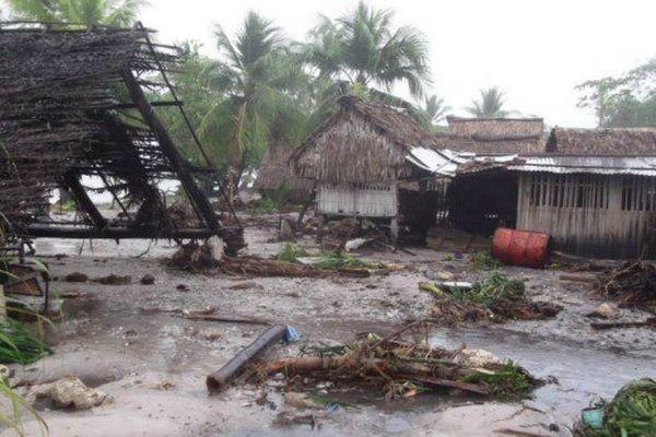 Cyclone PAM au VANUATU 1