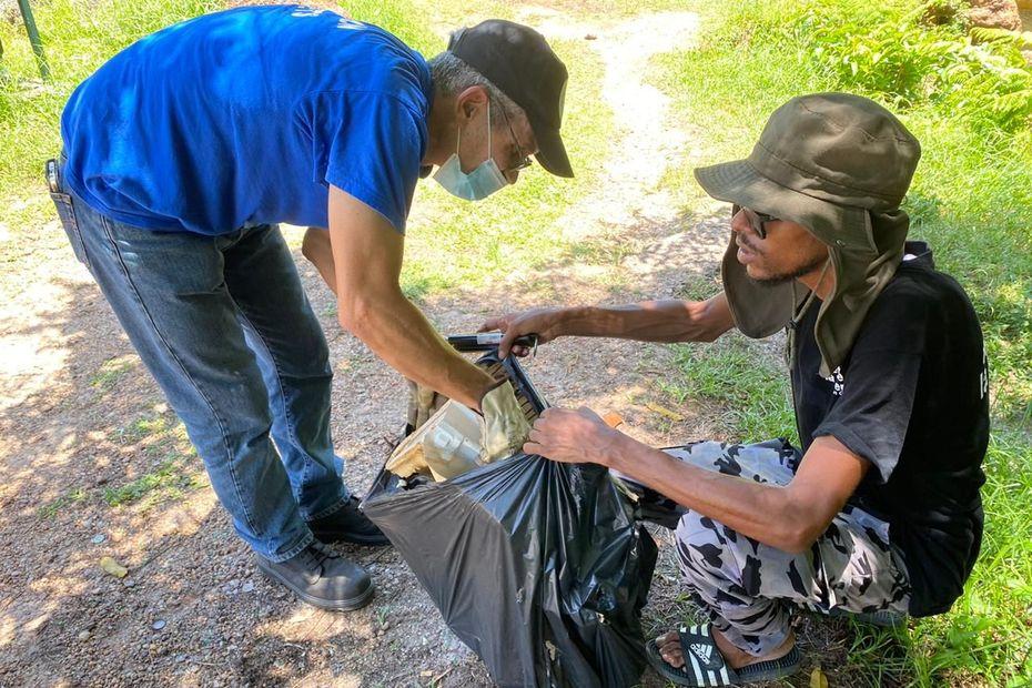 World Clean Up Day : la Guyane présente au rendez-vous - Guyane la 1ère