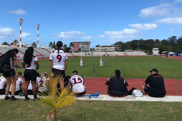Jeunes espoirs du rugby