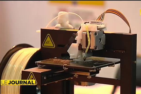 Les imprimantes 3D débarquent à Tahiti.