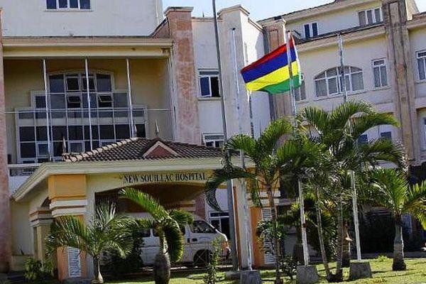 Hôpital de souillac à l'île Maurice