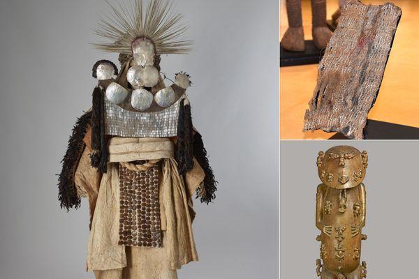 Objets emblématiques du patrimoine