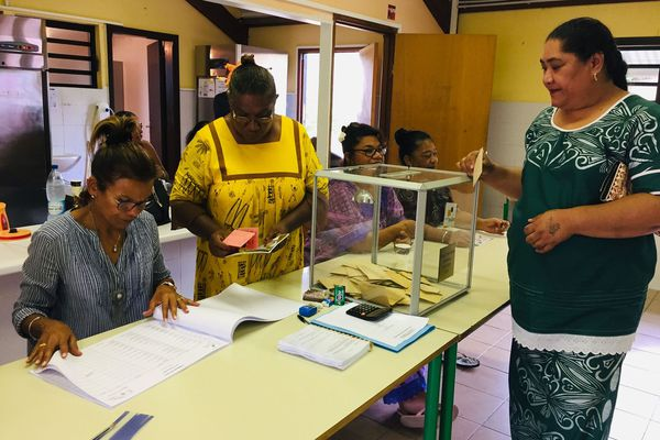 Municipales Païta, premier tour