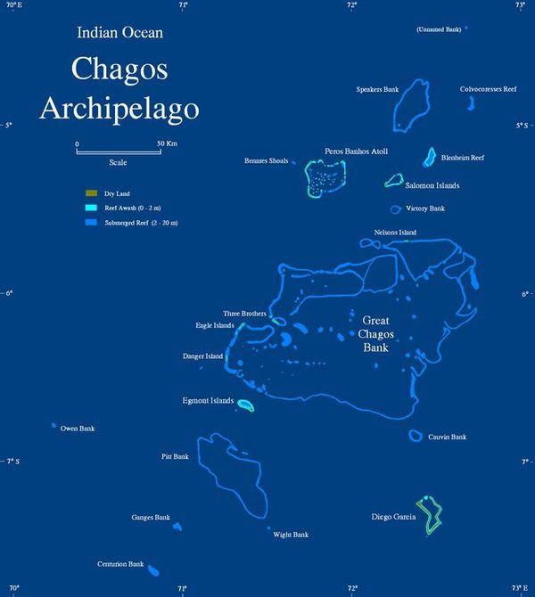 Archipel des Chagos