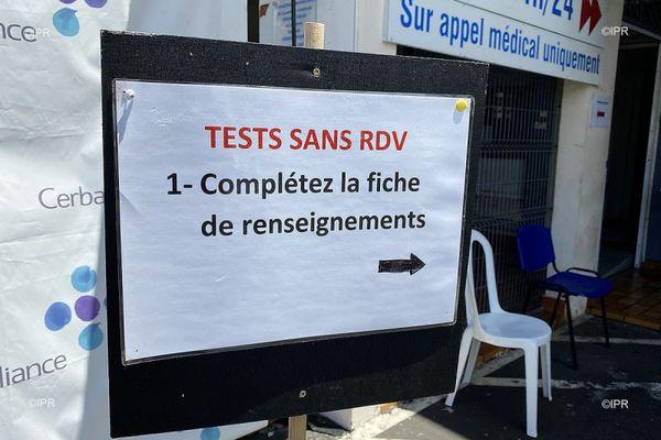coronavirus test covid 010221