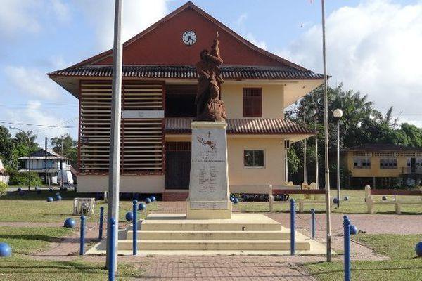 mairie de Iracoubo