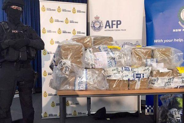 trafic drogue australie
