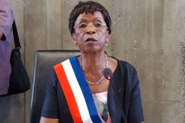 Josiane Gatibelza élue maire de Pointe-à-Pitre