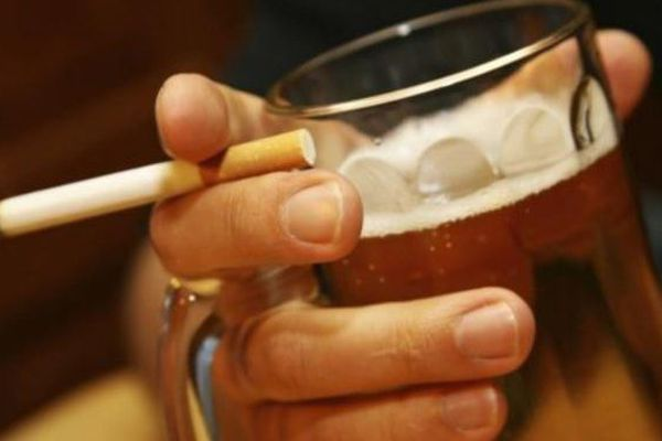 Alcool et tabac - taxe