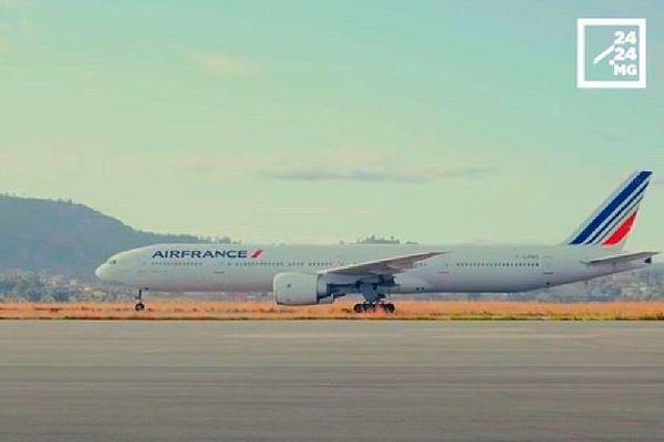 Air France à Madagascar