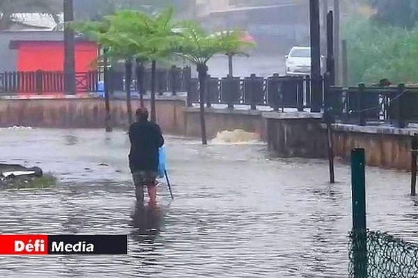28 avril 2021 l'île Maurice inondée