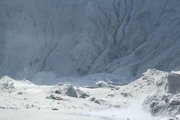 hélico volcan NZ