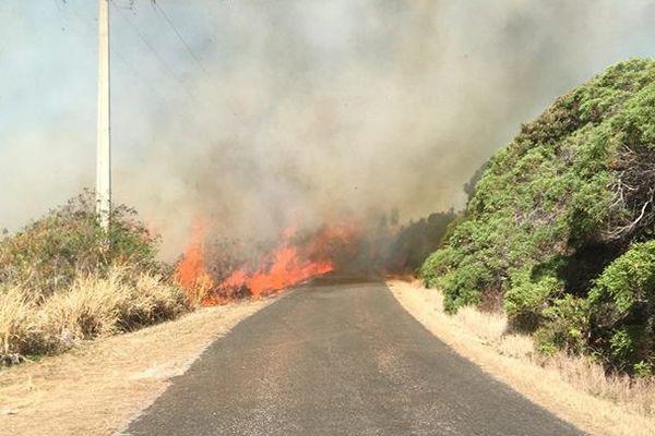 incendie IDP