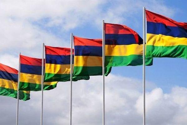 JIOI drapeau Maurice