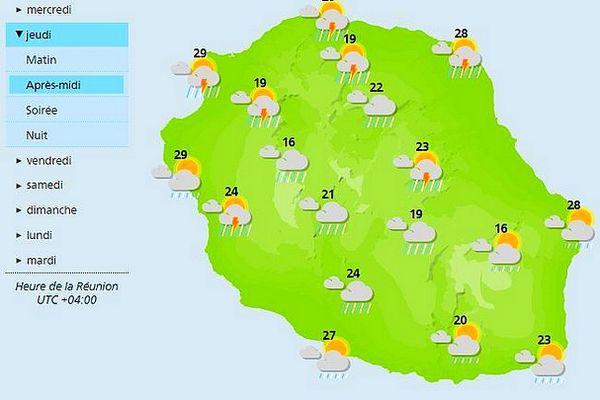 orages sur le Nord jeudi 6 mai 2021