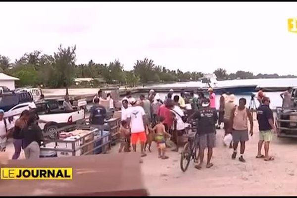 Les goélettes, liaisons maritimes vitales pour les îles éloignées