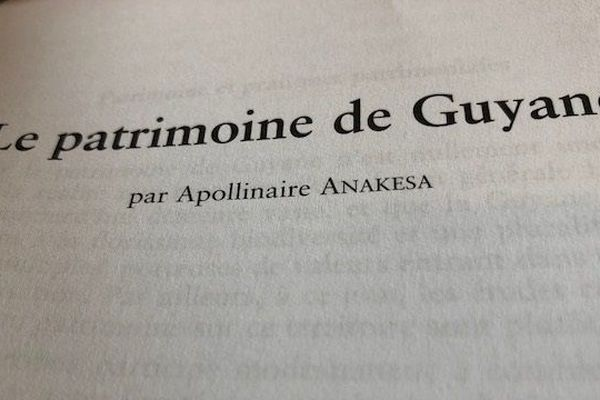Histoire de la guyane du temps des amérindiens à la crise de mars-avril 2017 de Serge Mam Lam Fouck et Apollinaire Anakesa : Comprendre le peyi Guyane