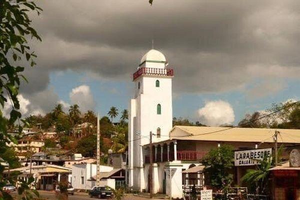 mosquée de Mtsapéré