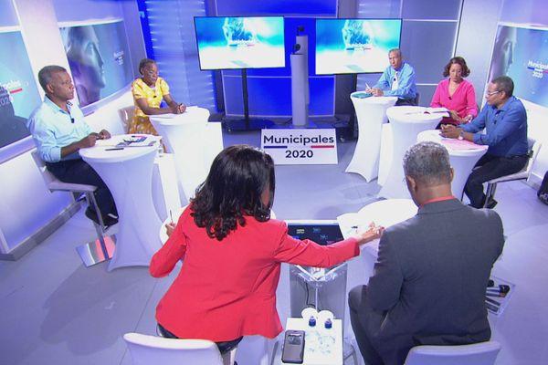 candidats élections