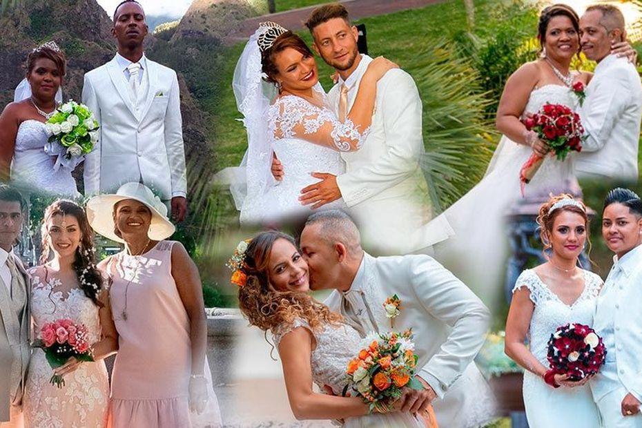 Quels sont les mois où sont majoritairement célébrés les mariages dans les DOM? [DATA] - Outre-mer la 1ère