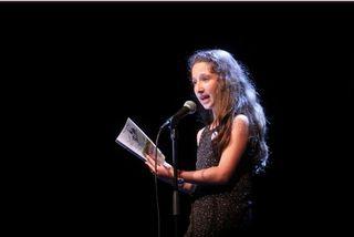 Dehlia, Petite championne de la lecture 2019