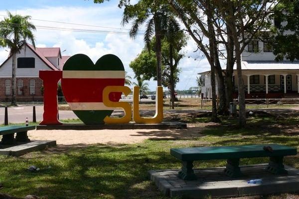 Paramaribo capitale du Suriname
