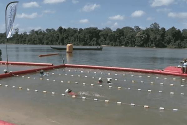 Ma Guyane nage, Grand-Santi