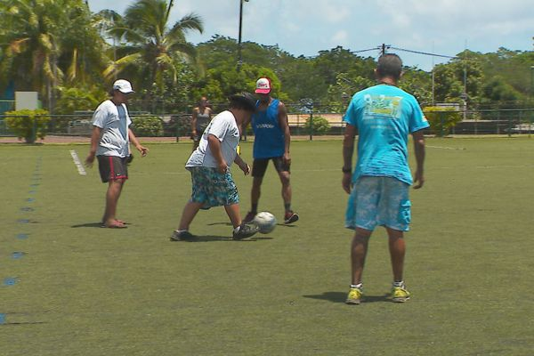 Festifoot tournoi de football handisport