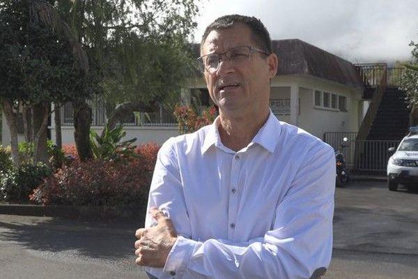 Plaine-des-Palmistes, Daniel Jean-Baptiste, dit Parny, élus d'opposition au conseil municipal 090419