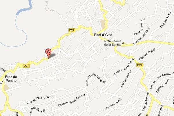Routes réunionnaises : un motard se tue au Tampon