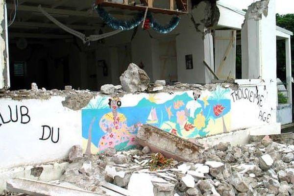 Préparation risque sismique