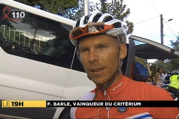 Florent Barle EC Sainte-Luce