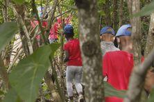 Une sortie ludique et pédagogique pour ces jeunes de 8 à 12 ans.