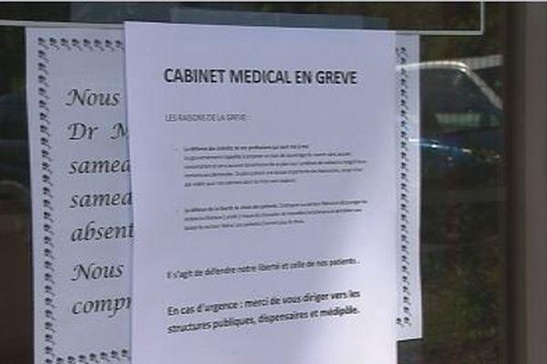 Grève professions libérales de santé : les kinésithérapeutes