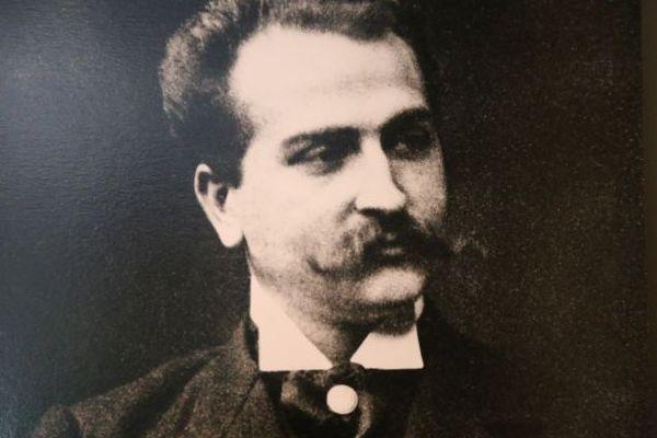 Le pasteur Maurice Leenhardt