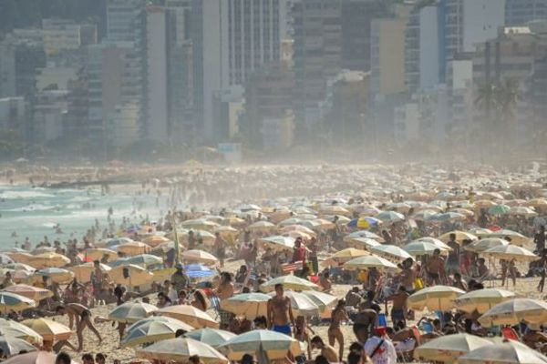 Brésil Rio Climat