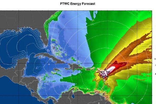 La Guadeloupe face au risque Tsunami