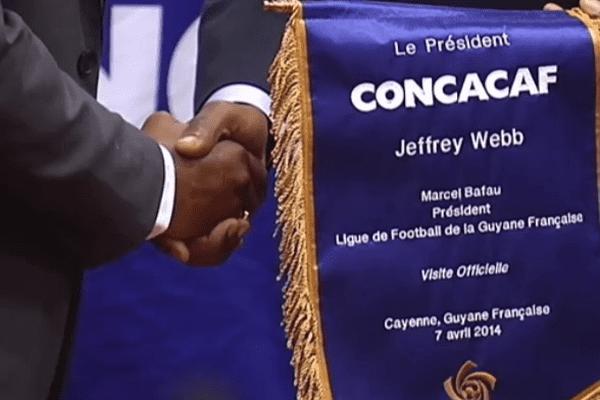 La Guyane dans la CONCACAF