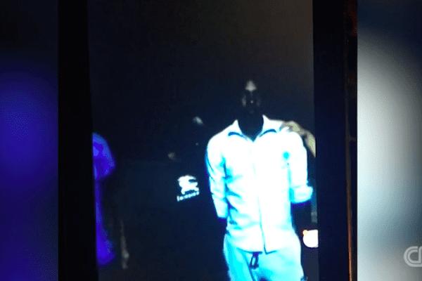 Capture vidéo CNN