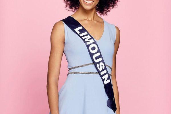 Aude Destour, 23 ans, Miss Limousin