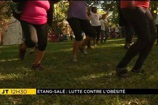 Journée sport santé bien-etre Obésité Etang-Salé 290718