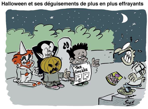 Souch - Halloween