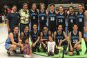 Basket-Ball : les Tahitiens, impériaux à la Coupe du Pacifique