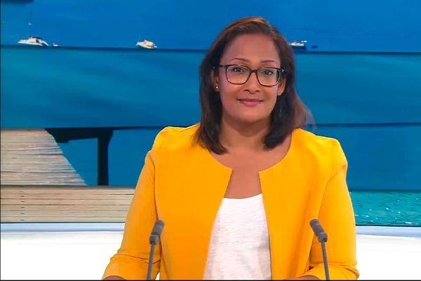 Sophie Vingadassalom - Hebdo Outre-mer du 10 juillet 2021
